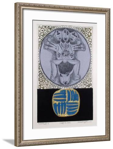 Image of God-Arun Bose-Framed Art Print