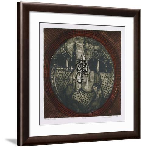 No. IV-Arun Bose-Framed Art Print