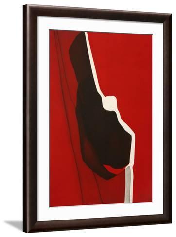 Untitled 24-Gilou Brillant-Framed Art Print