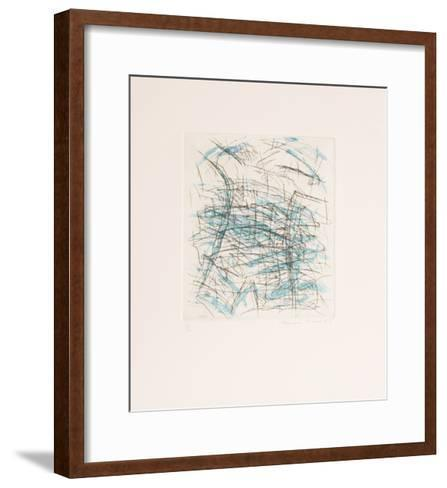 Undertow (Variant)-Louisa Chase-Framed Art Print