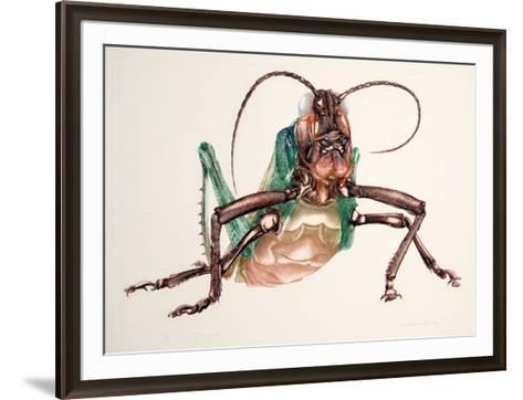 Langosta-Rimer Cardillo-Framed Art Print