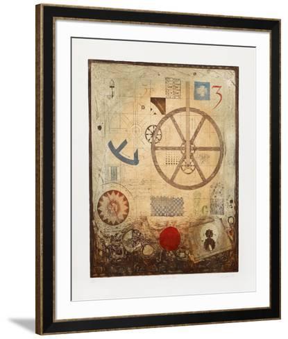 Divisions II-M. J. Wells-Framed Art Print