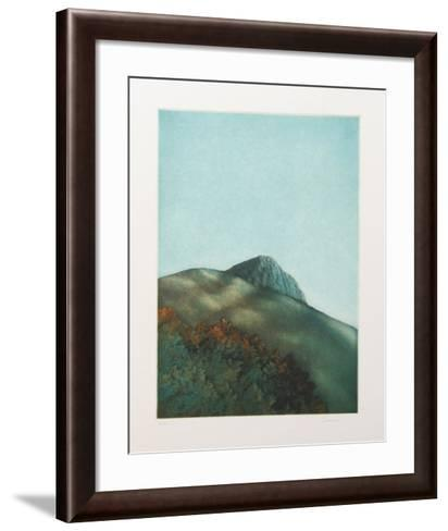 Hillside II-Kurt Schonen-Framed Art Print