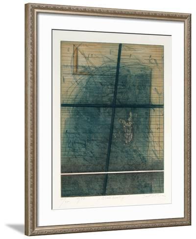 Blankrenz-Karl Fred Dahmen-Framed Art Print