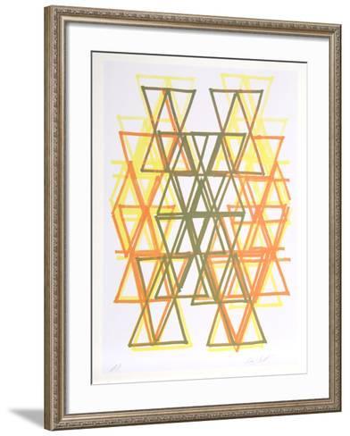 Gradation I-Leo Bates-Framed Art Print
