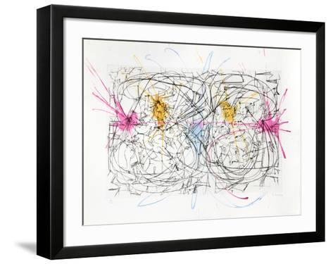 This is Not an Idea for a Machine that Increases Incidence-Dimitri Petrov-Framed Art Print