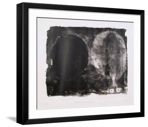 Dream Portrait-Ronald Jay Stein-Framed Art Print