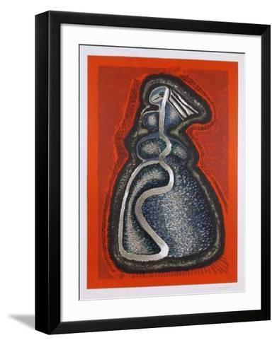 untitled 1-Francis Gray-Framed Art Print