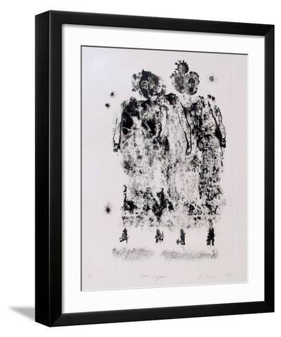 Two Tzars-Ronald Jay Stein-Framed Art Print