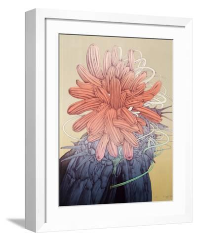 Pepper Plant-Alain Le Foll-Framed Art Print