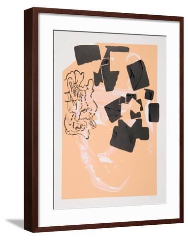 untitled 13-Stephen A^ Davis-Framed Art Print