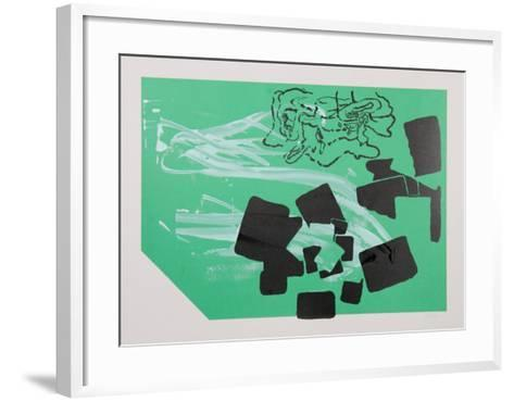 untitled 19-Stephen A^ Davis-Framed Art Print