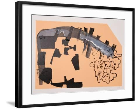 untitled 7-Stephen A^ Davis-Framed Art Print