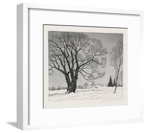 The Sentinel-William MacLean-Framed Art Print