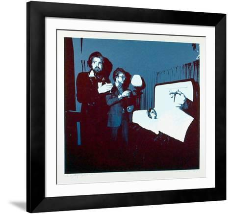The Heights of Sophistication-Cindy Wolsfeld-Framed Art Print