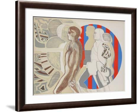 untitled 3-Arnold Belkin-Framed Art Print