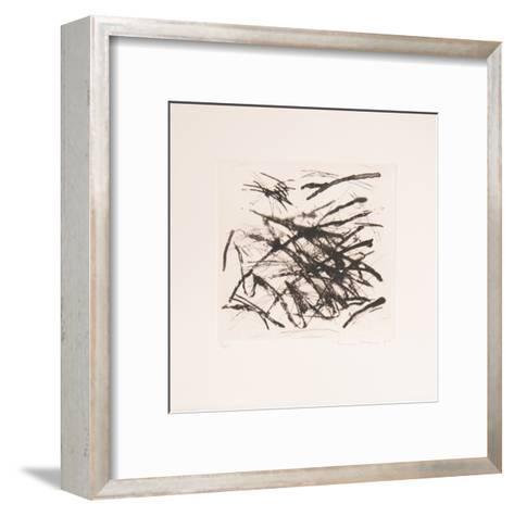 Untitled (Hands)-Louisa Chase-Framed Art Print