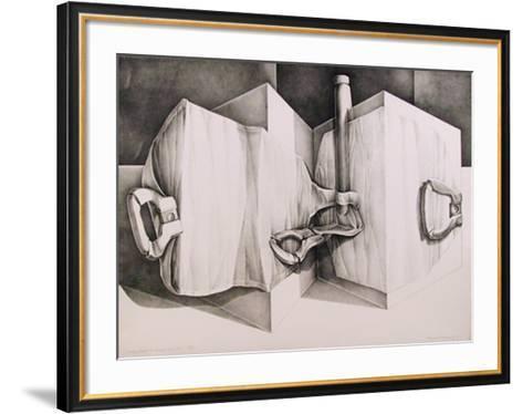 Skyhook, Package, Pinch-Charles Massey-Framed Art Print