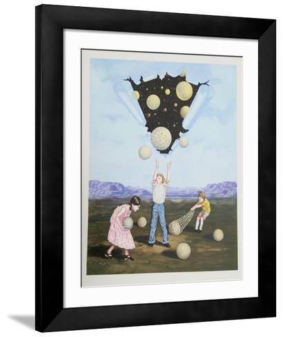 Catch a Star-Tito Salomoni-Framed Art Print
