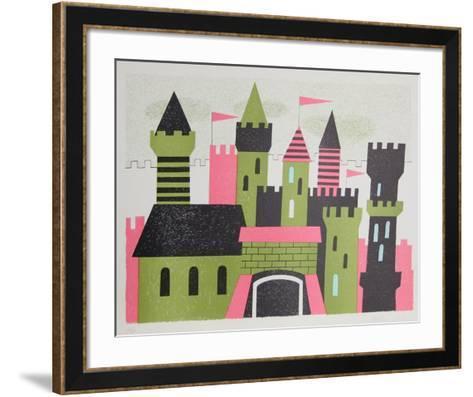Castle-Arthur Seiden-Framed Art Print