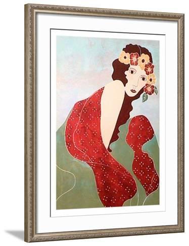 Gabrielle-Gina Lombardi Bratter-Framed Art Print