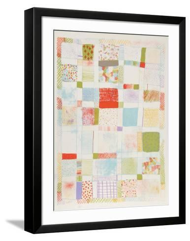 Untitled - III-Robert Natkin-Framed Art Print