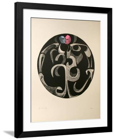Sonnets in Baroque-Ronald Satok-Framed Art Print