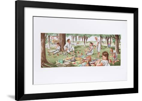 Tortillas Are The Staff of Life-Vic Herman-Framed Art Print