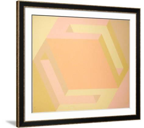 Flirt-Arthur Boden-Framed Art Print