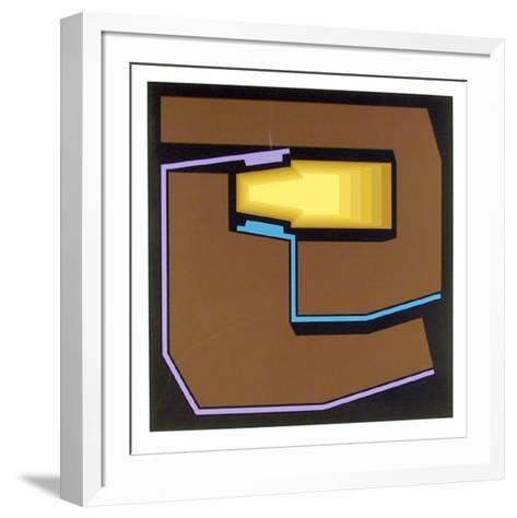 untitled-Yves Millecamps-Framed Art Print