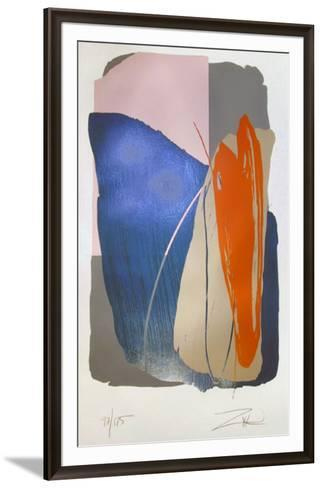 Untitled 4-Larry Zox-Framed Art Print