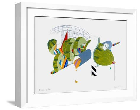 Automatic Pickle-Werner Pfeiffer-Framed Art Print