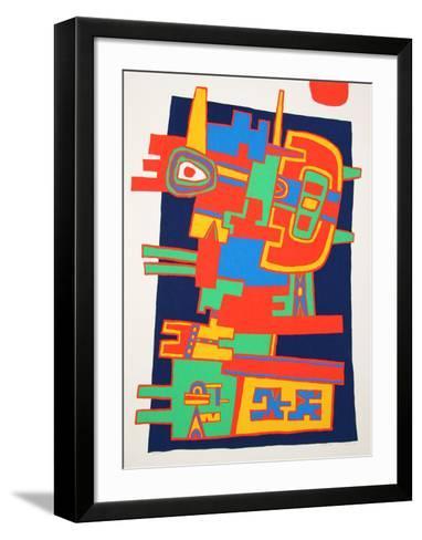Nord Est-Jacques Soisson-Framed Art Print