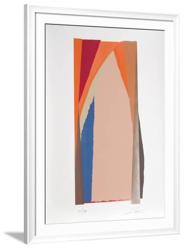 Bonac II-Larry Zox-Framed Art Print
