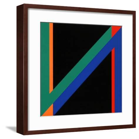 Untitled-Horst Scheffler-Framed Art Print