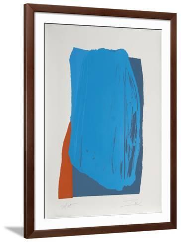 Moro II-Larry Zox-Framed Art Print