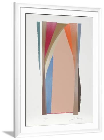 Bonac I-Larry Zox-Framed Art Print