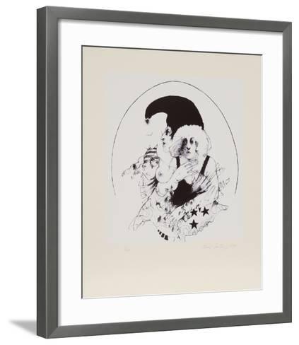 Memories-Ramon Santiago-Framed Art Print