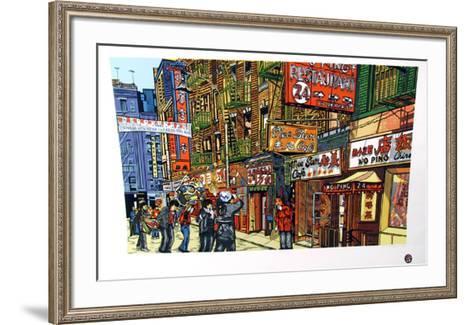 Chinatown-Cindy Wolsfeld-Framed Art Print