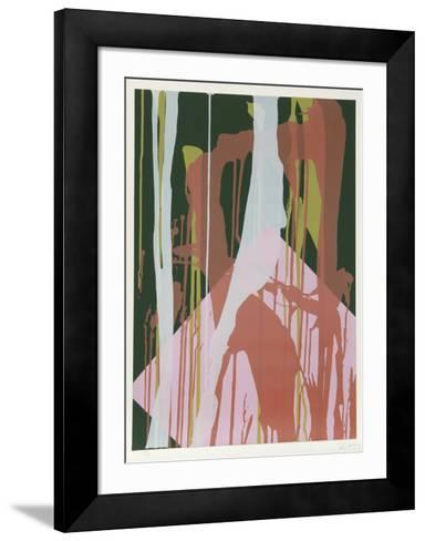 A Whole lot Worse-Larry Poons-Framed Art Print