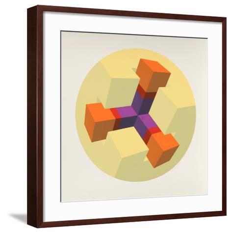 Figure XX-Marko Spalatin-Framed Art Print
