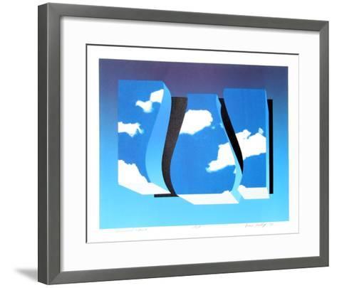 Cause-Dave Kelly-Framed Art Print