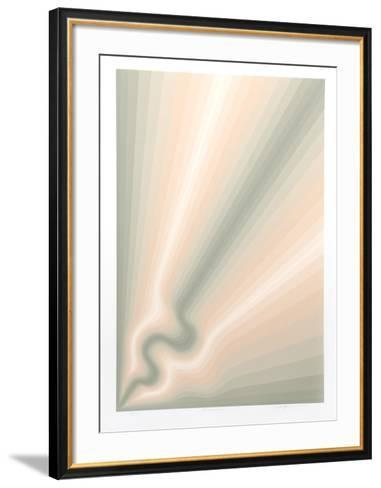 Precission-Roy Ahlgren-Framed Art Print