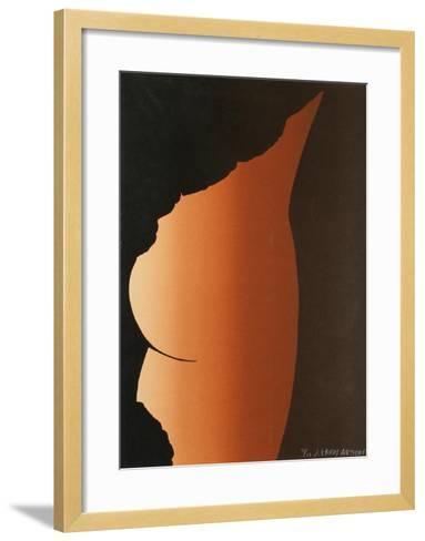 untitled-Joan Gardy Artigas-Framed Art Print