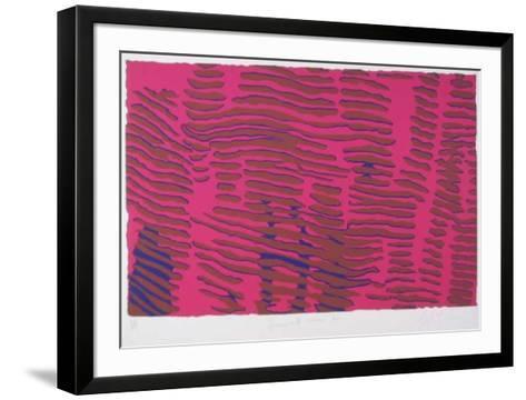 Amagansett Ocean-Lloyd Fertig-Framed Art Print