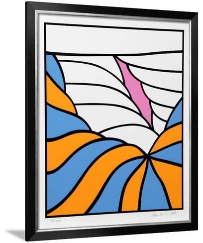 Big Sky-Nicholas Krushenick-Framed Art Print