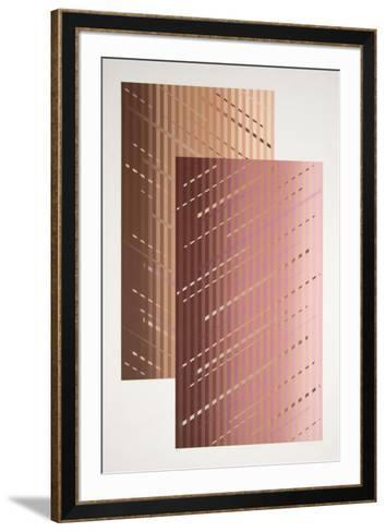 Bonded Ducks-David Meyer-Framed Art Print