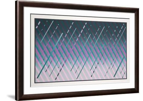 Interface-David Meyer-Framed Art Print