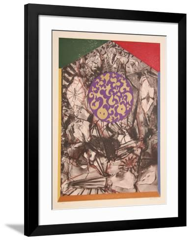 Untitled 2-Robert Kuszek-Framed Art Print