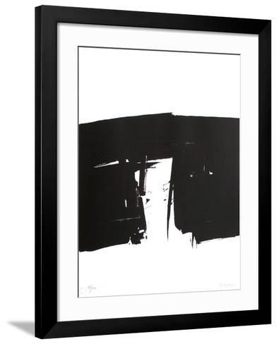 Composition 110-Andre Marfaing-Framed Art Print